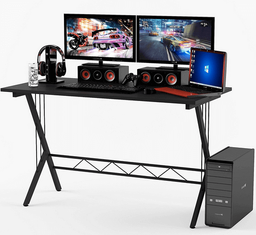DURABLE GAMING DESK WORKSTATION