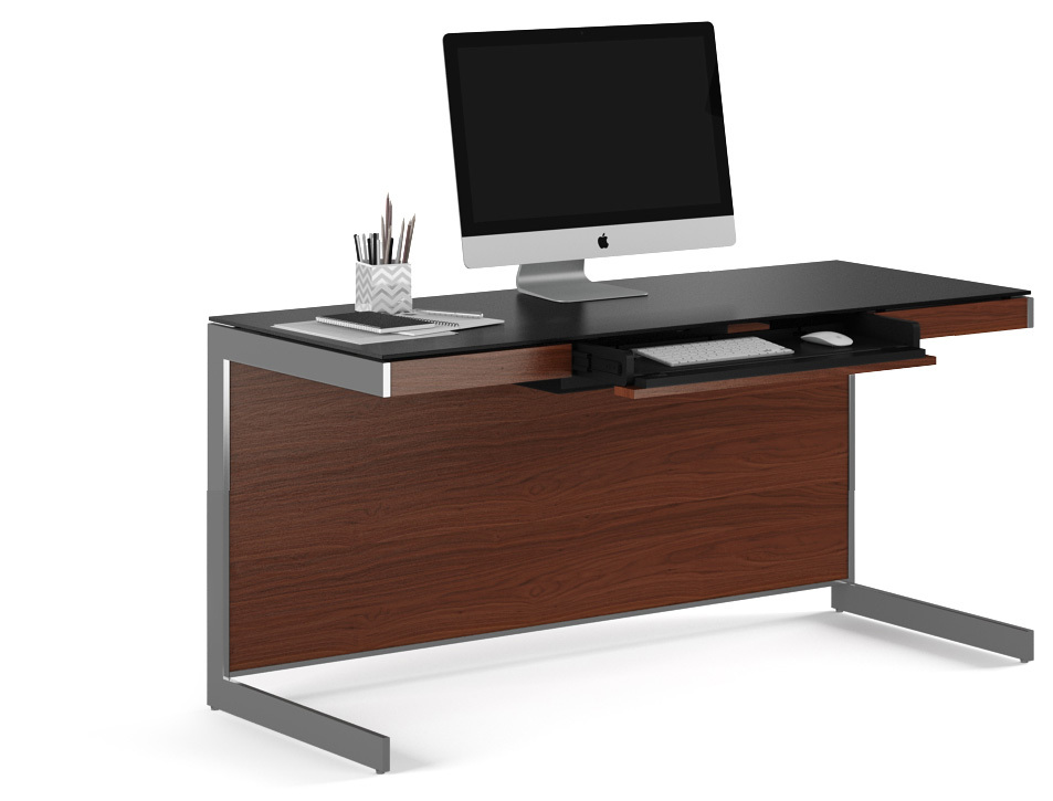BDI SEQUEL DESK 6001 – NATURAL STAINED CHERRY
