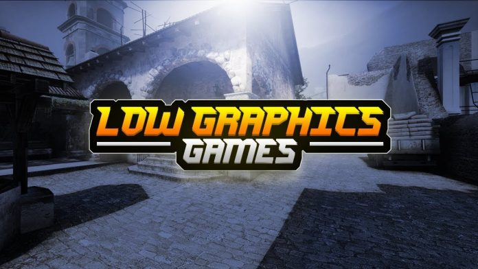 Low graphics game