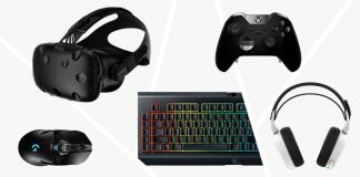 Gifts for a Gamer