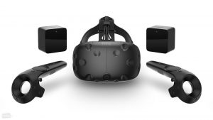 HTC VIVE – Virtual Reality System