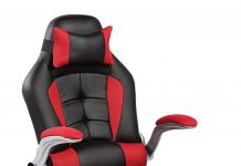 Merax High-Back Ergonomic Chair