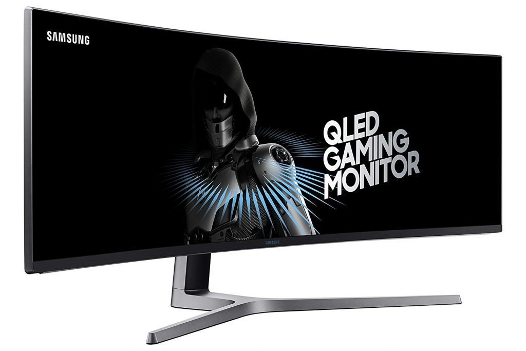 Samsung CHG90 Series Curved Monitor