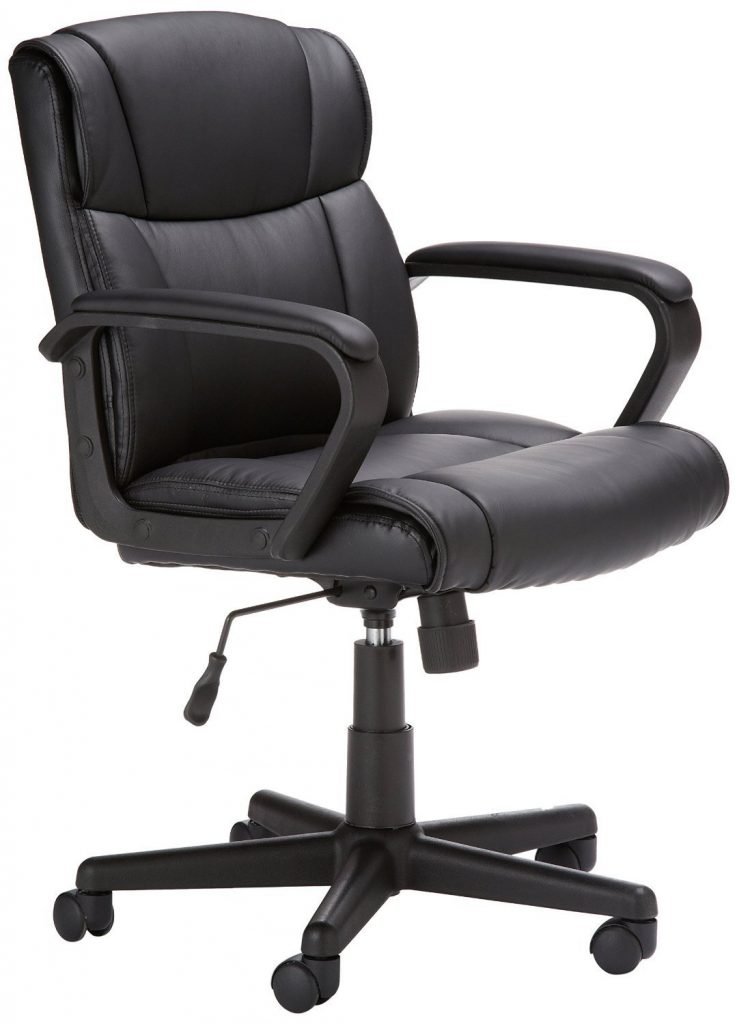 AmazonBasics Mid-Back Chair