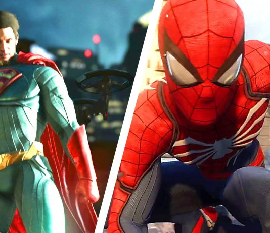 Best Superhero Games