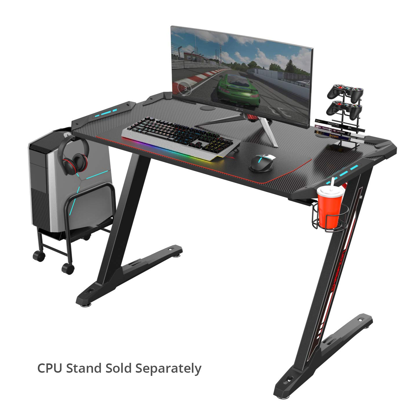 25 Best Gaming Desks [ UPDATED 2019 ]- See this! Before you Buy