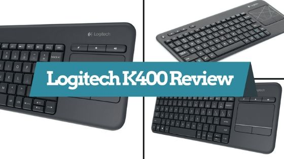 Logitech K400 Review: 2-in-1 Keyboard and Mouse for Gamers!