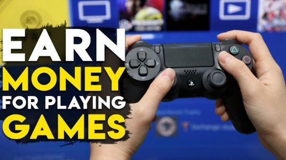 Make Real Money Playing Games Online